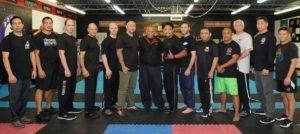 FQI Instructors, Charlotte, 2016
