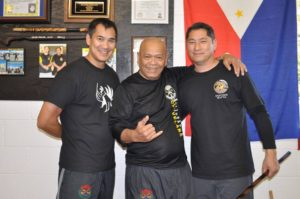 GM Taboada with Soriano Brothers. Charlotte, 2014